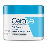 CeraVe SA Cream for Rough and Bumpy Skin with Salicylic Acid