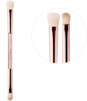 Huda Build & Blend Dual Ended Eyeshadow Blending Brush