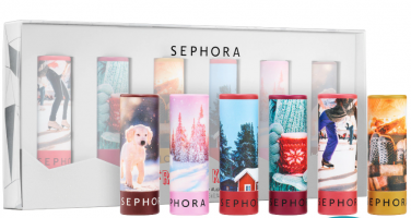 Sephora Frosted Kisses #Lipstories Set