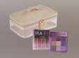 Huda Beauty Haze Bag Set Purple