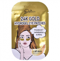 Purenskin 24K Gold Hydrogel Eye Patches