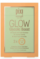 Pixi Glycolic Boost Brightening Infusion Sheet Mask