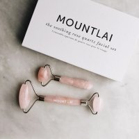 Mount Lai The Limited Edition Soothing Rose Quartz Facial Set