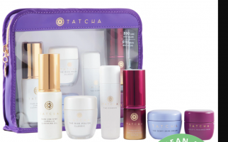 Tatcha Ritual For Radiant Skin Set