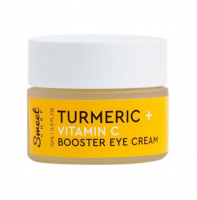 The Sweet Chef Turmeric + Vitamin C Booster Eye Cream